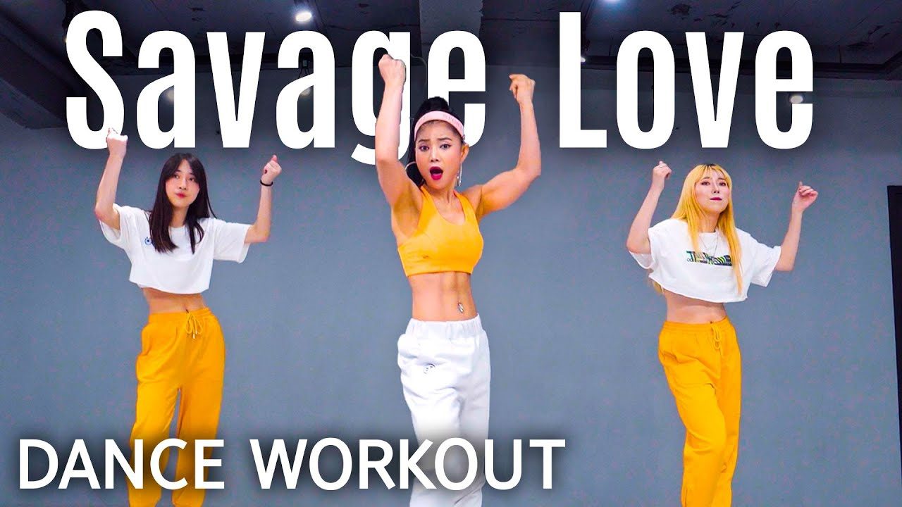 [Dance Workout] Jason Derulo - Savage love(ft.Jawsh 685) | MYLEE Cardio Dance Workout, Dance Fitness
