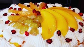 Чудеснейший ,нежный ,красочный десерт для любых событий!Wonderful delicate colorful dessert!