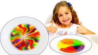 Home Science Experiments for Kids to do at home from Nadia