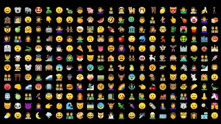 Android Oreo 8.0 ALL NEW Emojis Unicode 10