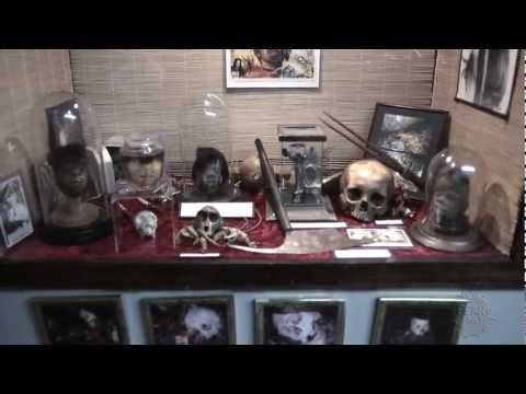 Alternative Valentine's Date - The Museum of Death