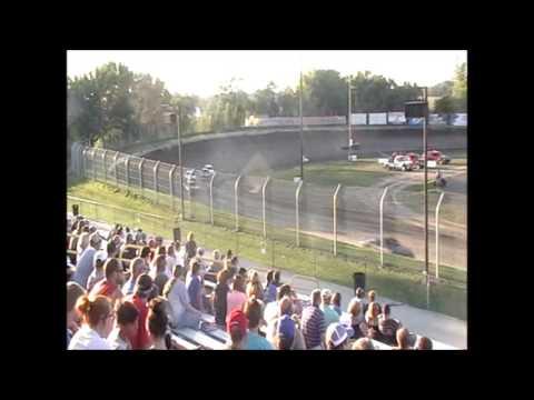 Eagle Raceway Sport Compact Heat 3 on 7-30-16