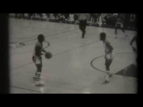 Graham High School - Tazewell High School 1-11-75 1975 Basketball (Also YouTube - Crazy J Cousins)