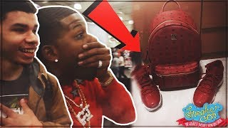 Video CJ SO COOL x GEESICE MEET UP FOR THE FIRST TIME! SPENDING $1,000 @SNEAKERCON NYC! I GOT SOME HEAT! download MP3, 3GP, MP4, WEBM, AVI, FLV Juli 2018