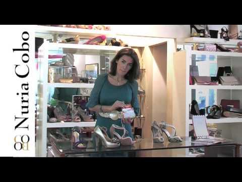 El Video Blog de Zapatos de Nuria Cobo - 1 - Consejos y trucos para ir cómodas