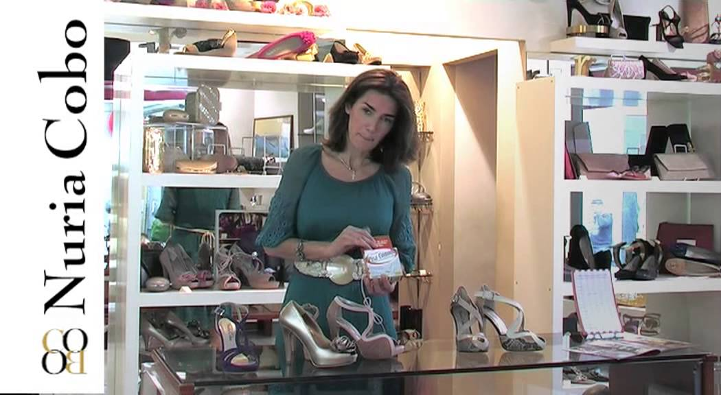 El video blog de zapatos de nuria cobo 1 consejos y trucos para ir c modas youtube - Zapatos nuria cobo ...