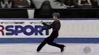 Alexei Yagudin - 2001 Worlds Gladiator