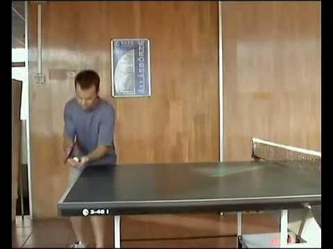 kỹ thuật giao bóng bàn