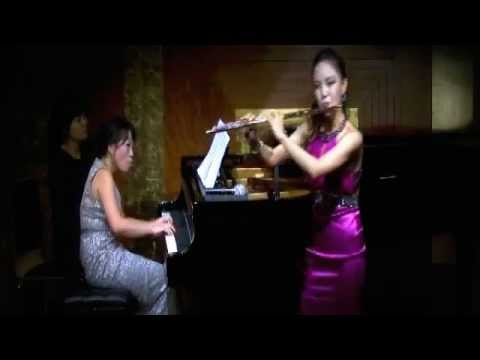 Kuhlau Flute Sonata in F Major Op.79 No.1 - Jasmine Choi 최나경