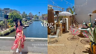 Vlog. LA 여행 …