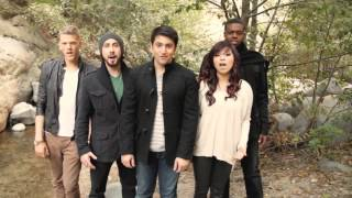 Pentatonix / August Burns Red Remix - Carol of the Bells (HD) (Lyrics)
