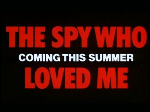 The Spy Who Loved Me  - Vintage 1977 Cinema Teaser #2