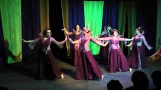 Anjum, BD Experimental - Glam tribal fusion, horeo Elena alexandrova - 15/05/2015
