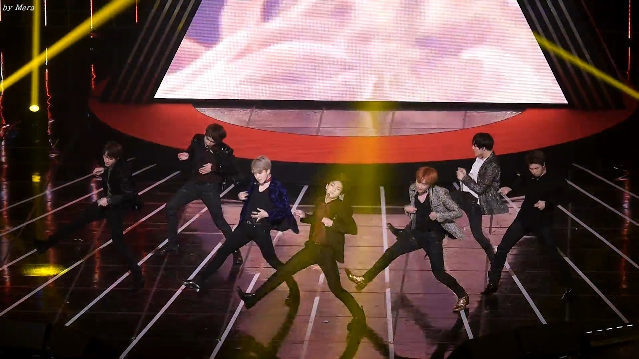 Download 161116 방탄소년단 (BTS) - FIRE (불타오르네) [전체] 직캠 Fancam (Asia Artist Awards) by Mera