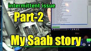 Saab 9-3T Part 2 - ECU swap and programming with a twist