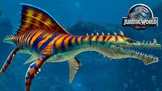 Битва за Долихоринхопса Jurassic World The Game прохождение на русском