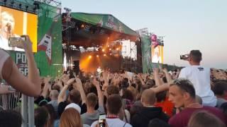 Сплин - Весь этот бред (live) Рок За Бобров 2017, Минск 22.07.2017