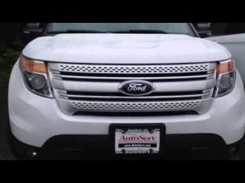 2015 Ford Explorer XLT in Tilton, NH 03276 - YouTube