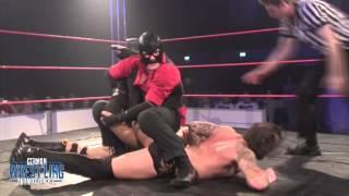 GWP Spring Xplosion 2013: Mr. Wrestling V vs. Drake vs. Tommy End (feat. Aliens Ate My Setlist)