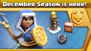 Gold Pass December Season is Coming! Royal Champion's First Skin in Clash of Clans
