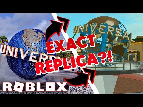 UNIVERSAL THEME PARKS IN ROBLOX - YOU *HAVE* TO SEE THIS! | Universal Studios in Roblox: BEST GAME?!