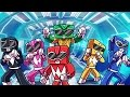 Minecraft | POWER RANGERS MOVIE MOD! (Power Rangers in Minecraft)
