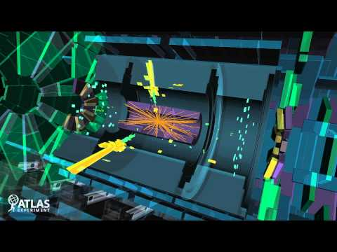 ATLAS 13 TeV Stable Beam Collisions