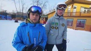 Школа сноуборда. Урок 21 - Жесткий сноуборд: элемент SSP