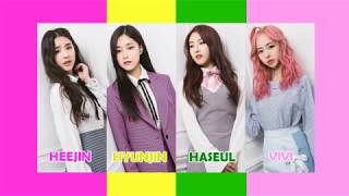 HOW WOULD LOONA 1/3  BBOOM BBOOM JAP VER BY MOMOLAND