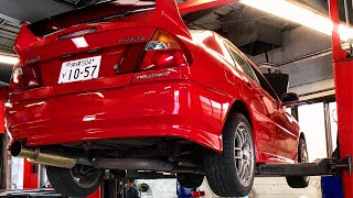 MITSUBISHI EVO 4 MAINTENANCE DAY II 4G63 HOW-TO