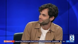 "Penn Badgley on the Creepy Role he Plays on ""You"""