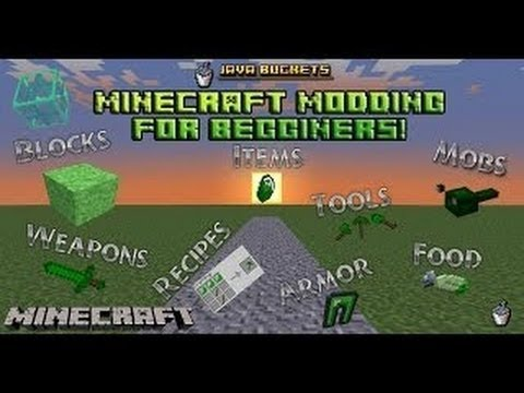 Minecraft Modding Beginners: Tutorial 13 - Part 6 - Mob Tutorial Series ...