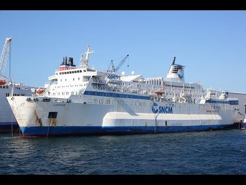 CORSE - Passenger/Ro-Ro Cargo Ship  IMO: 8003620 presentation
