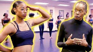 Toughest dance coach leads auditions | Taking The Stands EP 2 - Majorette Dance Team