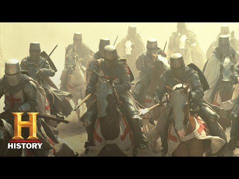 Who Are the Knights Templar? | Knightfall | History