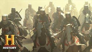 Who Are the Knights Templar? | Knightfall | History