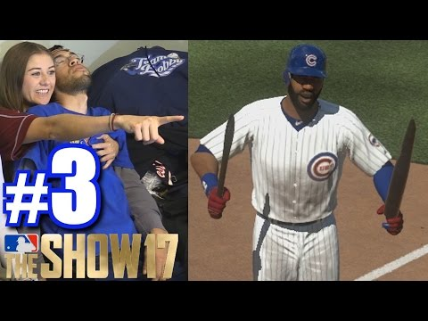 PLAYING CIARA AND FERNANDO! | MLB The Show 17 | Retro Mode #3