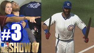 PLAYING CIARA AND FERNANDO! | MLB The Show 17 | Retro Mode #3 thumbnail