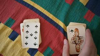 Карточная игра Война