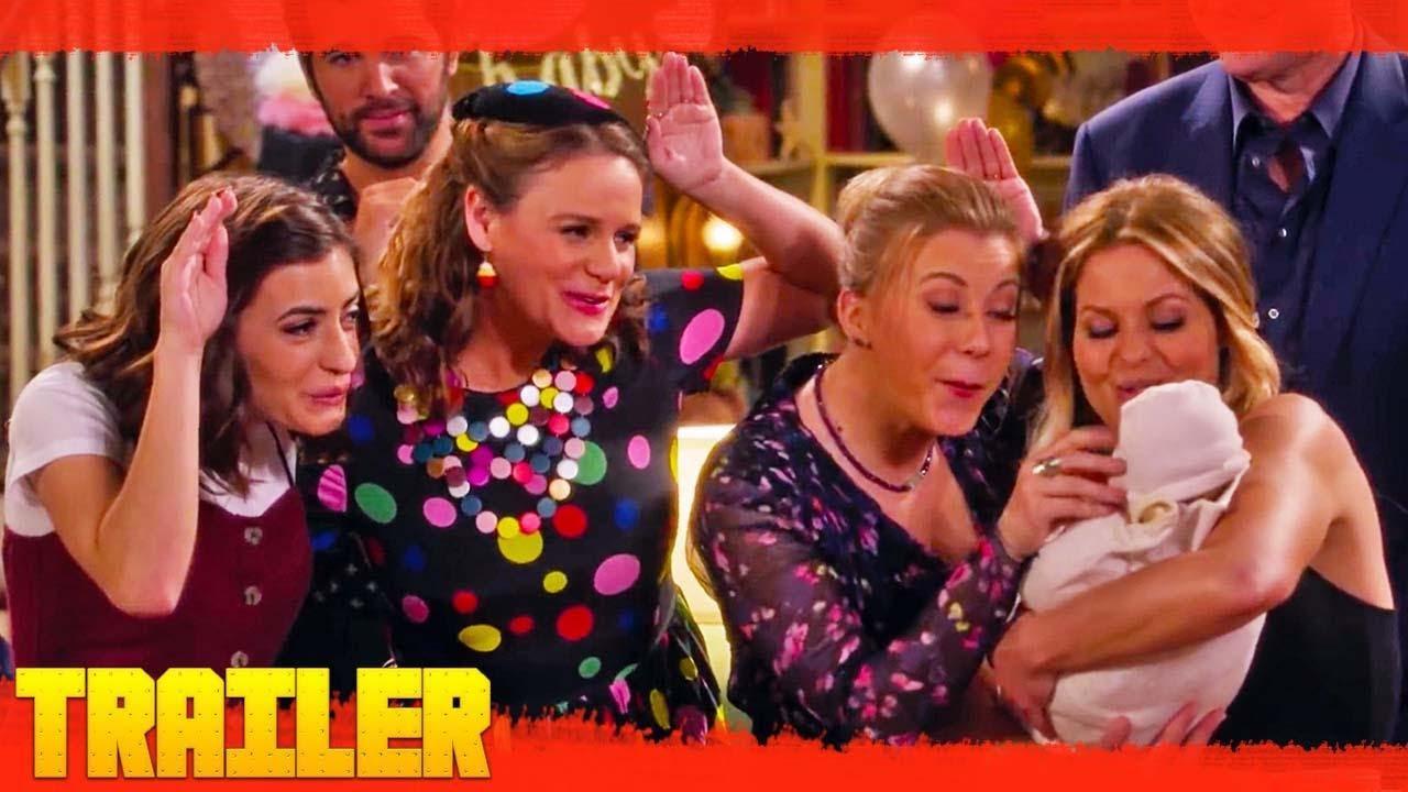 Fuller House Temporada 5 Parte A 2020 Netflix Serie Tráiler Oficial Subtitulado Youtube
