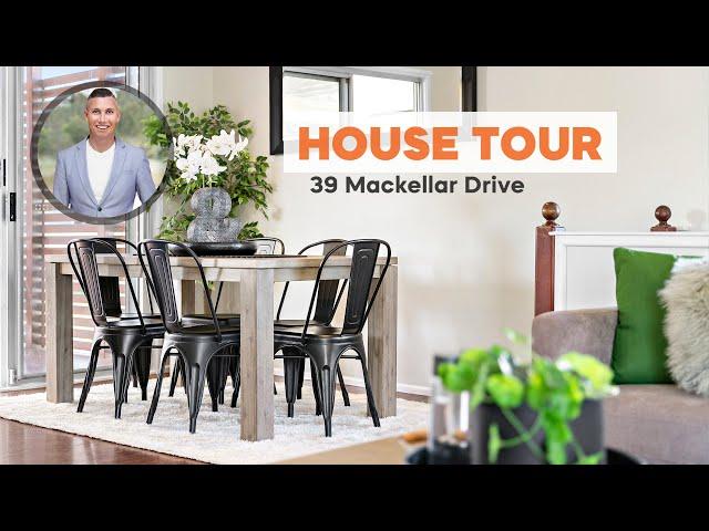 39 Mackellar Drive, Boronia Heights   House Tour   Chris Gilmour