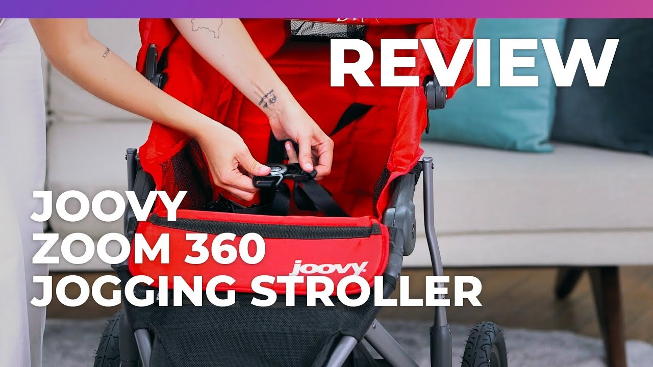 Joovy Zoom 360 Ultralight Jogging Stroller What To Expect Review