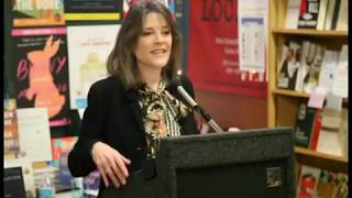 Marianne Williamson at Water Street Bookstore in Exeter, NH