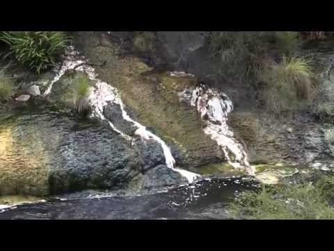 New Zealand North Island Central Plateau Thermal Pools