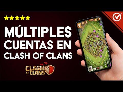 Cómo Tener Dos o Más Cuentas o Aldeas de Clash of Clans en el Mismo Celular