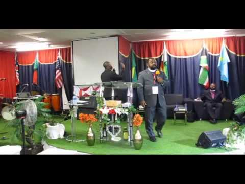 Kingdom Life Conference Cape Town Day Two 2