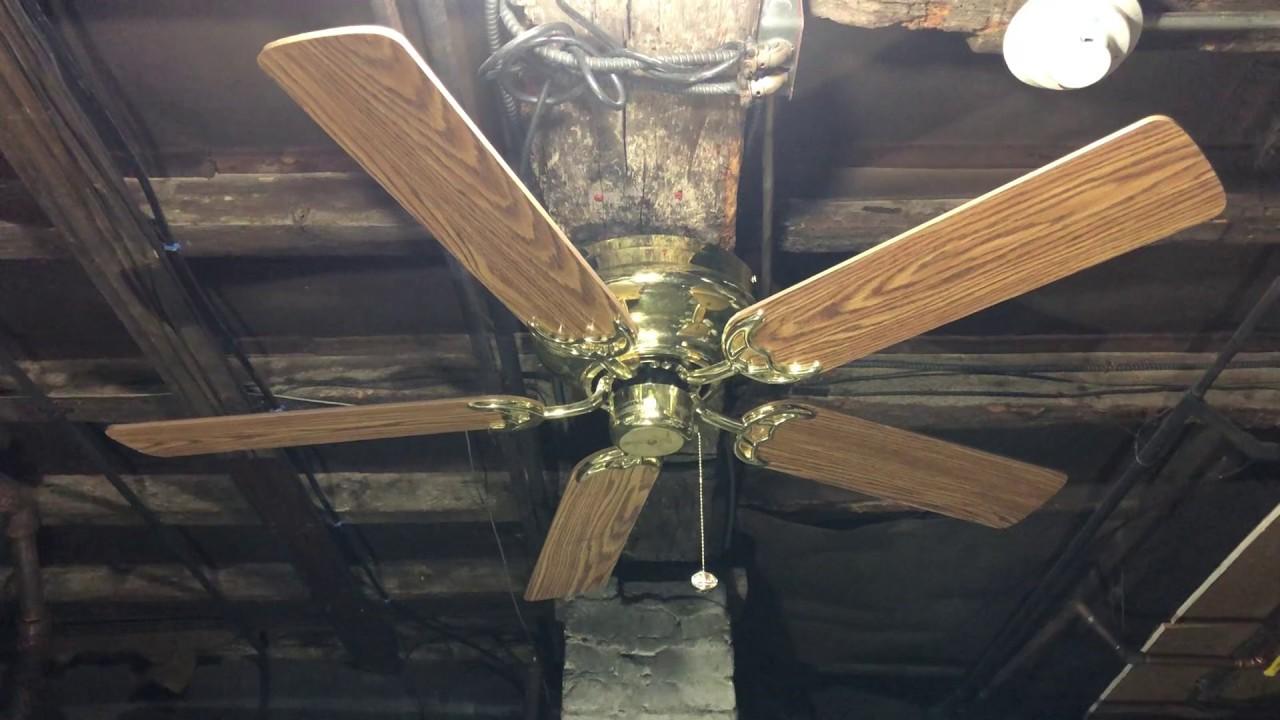 Casablanca Four Seasons Iii Hugger Ceiling Fan 52
