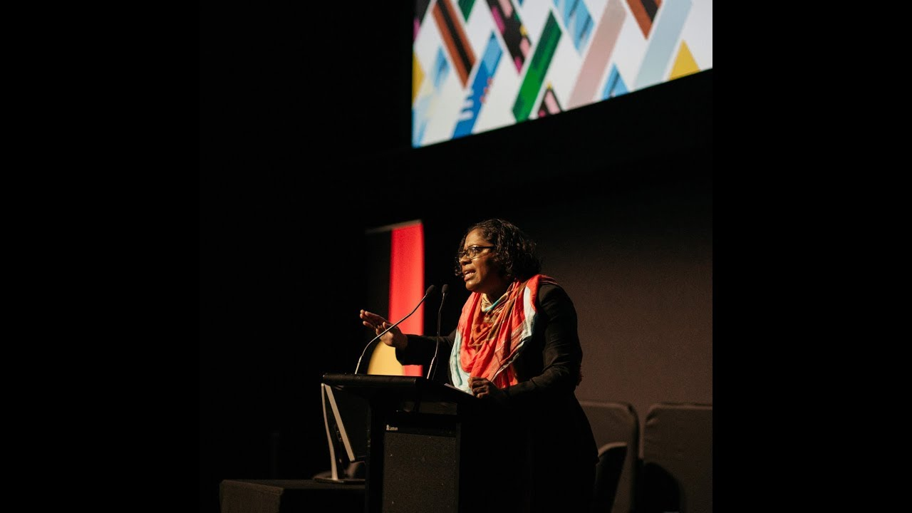 Shareena Clanton | Opening address HRAFF 2018