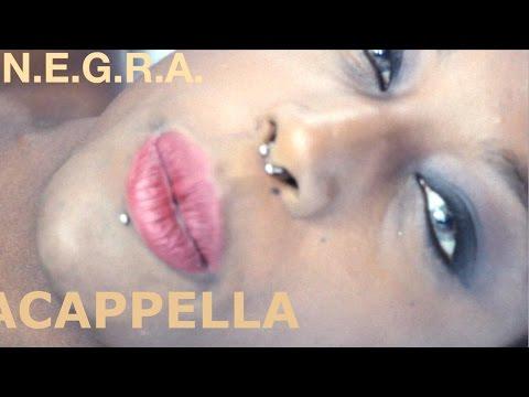 Cecile - N.E.G.R.A. (acapella version) [Sanremo 2016]  [download link nella descrizione]