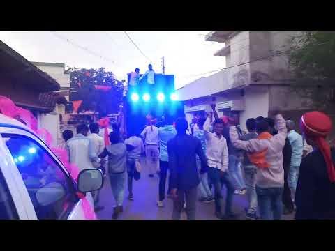 Dj Abhilash & Dj Rudraa raipur temri barat road show